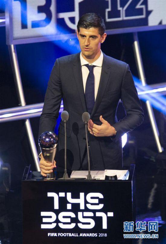 (体育)(6)足球――2018国际足联年度颁奖典礼在伦敦举行