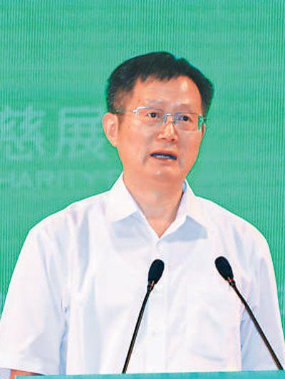 民政部副部長詹成付在互聯網公益峰會上的講話