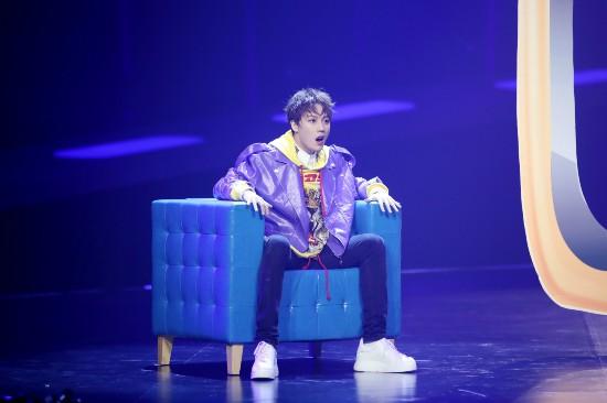 杨丞琳重新爱上舞蹈 刘维会搞笑更会跳舞