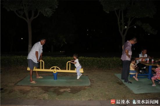 南京溧水设多个健康主题公园 引领居民健康生活