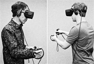 虚拟现实技术大战开启