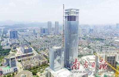 新城+旧改:广东中山重塑发展新格局