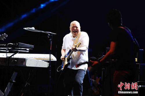歌手臧天朔因病去世代表作《朋友》《等待那一天》