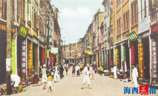 """老厦门人的""""新马路""""依然""""老当益壮"""" 流淌着中西文化的音符"""
