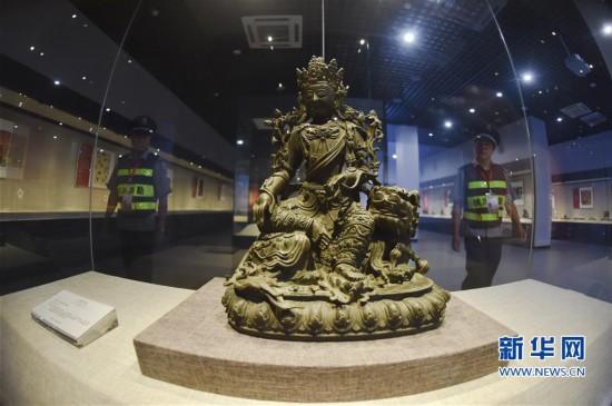 故宫博物院在石狮市举办狮文化特色展