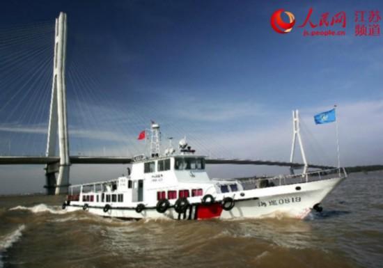 南京海事改革开放40周年成长素描
