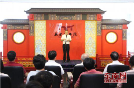 齐白石作品展亮相福建省博物院 展期将持续至明年2月