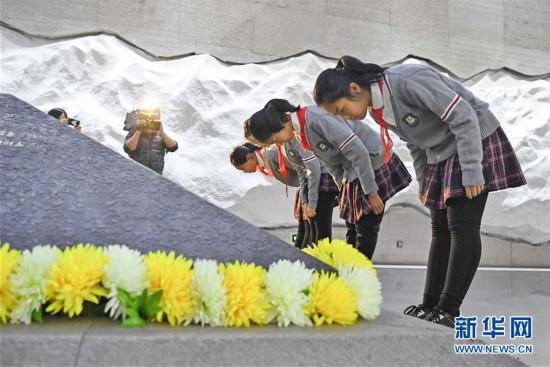(新华全媒头条・图文互动)(10)致敬英烈 捍卫荣光――写在英雄烈士保护法实施后首个烈士纪念日