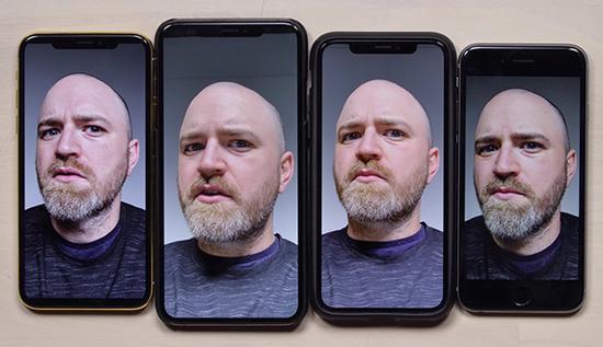 新iPhone曝美颜门:欧美用户吐槽自动磨皮让自拍失真
