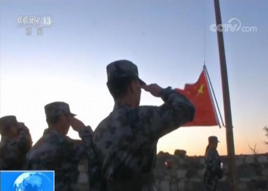 王继才烈士遗孀:让开山岛上的五星红旗永远飘扬