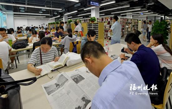 省图外迁馆试开放 图书借期从21天延长至30天