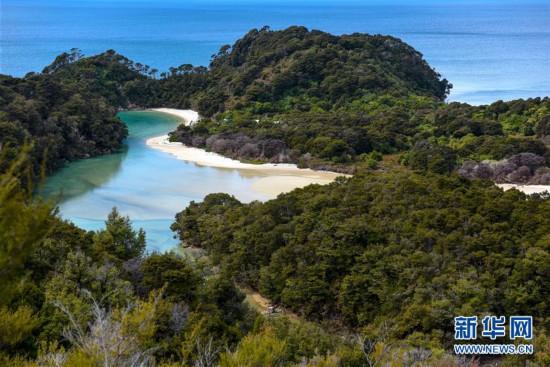 (国际)(1)新西兰阿贝尔・塔斯曼国家公园风光