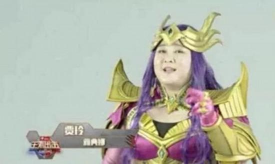 明星cosplay大盘点,贾玲变身肥美版雅典娜
