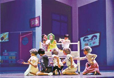 儿童舞剧《哥哥》10月7日起连演三天