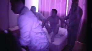 3名男子凌晨在上海抢劫11万 当天就在镇江落网