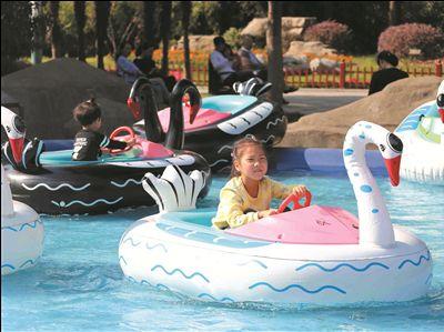 国庆长假南通10景区接待170余万人次 增16.2%