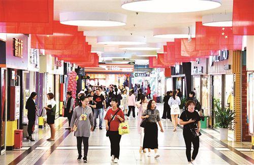 国庆假期徐州64家企业实现营业额约11.1亿元