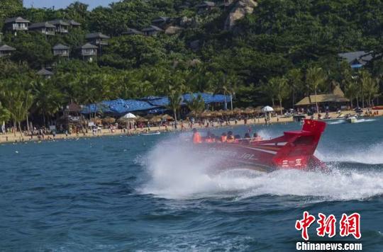 海南国庆期间接待游客近388万人次吸金68.8亿元