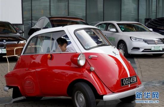 (社会)(4)上海:汽车博物馆里的亲子假期