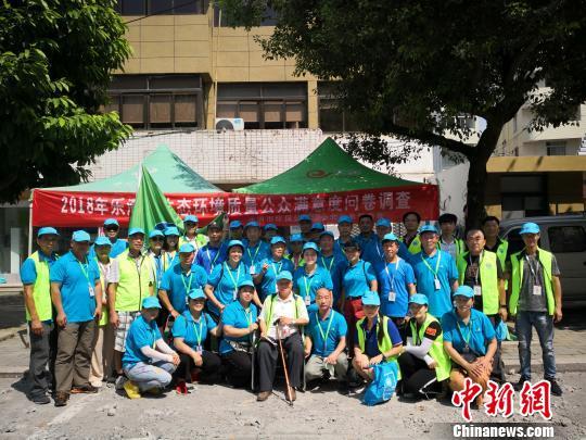 """浙江91岁老人做""""环保终身志愿者"""":愿倾热血绿中华"""