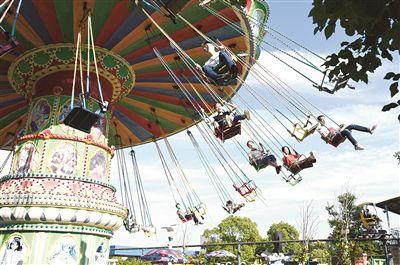 国庆长假南通海门旅游点吸引游客10万人次