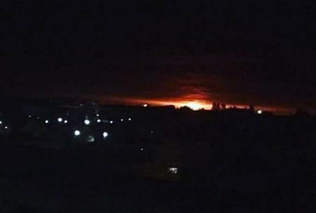 快讯!乌克兰一军火库发生爆炸正在进行大面积疏散