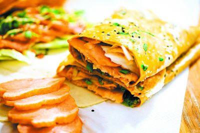 北京大學生創業賣煎餅已在全國開設13家分店