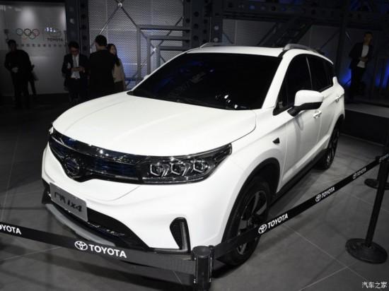 广汽丰田 广汽ix4 2018款 基本型