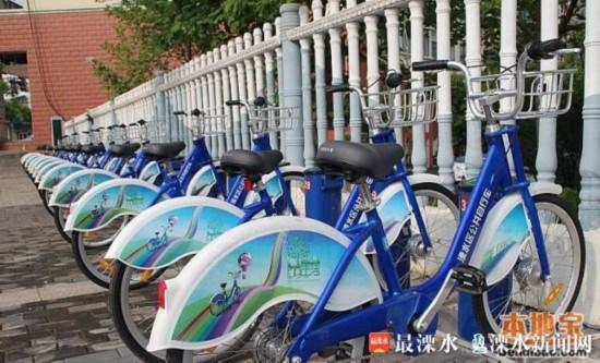 南京溧水推行绿色出行方式 低碳出行成市民首选
