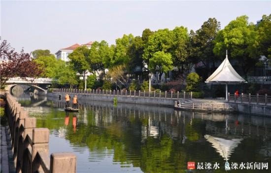 南京溧水多举措提高环境质量 打造良好人居环境