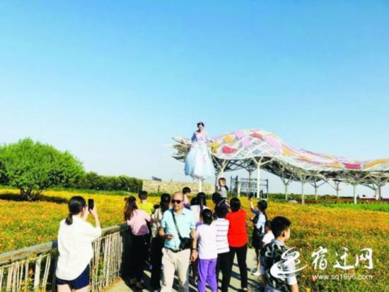 国庆假期宿迁端出古典与时尚旅游盛宴
