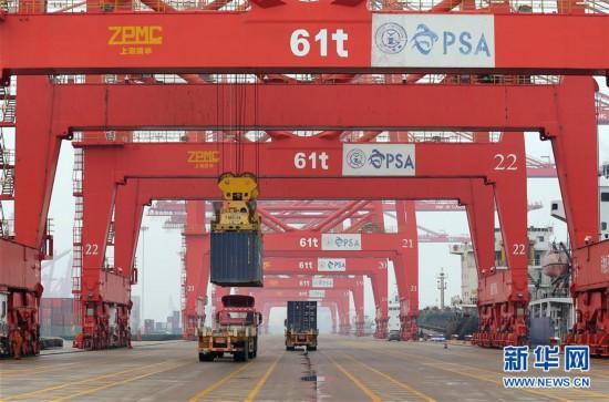 #(经济)(1)连云港港前三季度完成货物吞吐量1.77亿吨