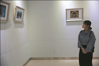 汉中・南通采风创作美术书法摄影作品联展开幕