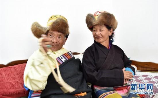 (社会)(2)西藏山南:老年福利院的夕阳情缘
