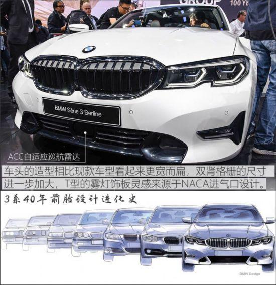 宝马(进口) 宝马3系(进口) 2019款 320d