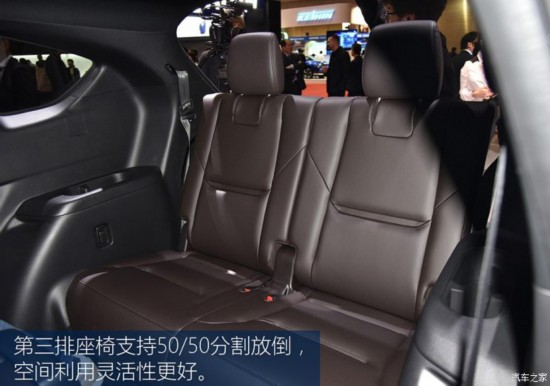马自达(进口) 马自达CX-8(海外) 2017款 基本型