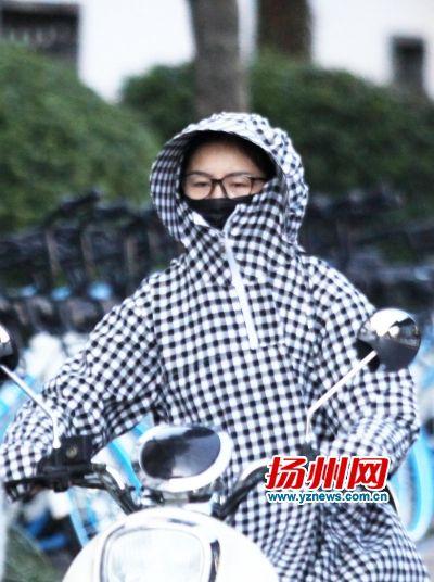 未来5天扬州将持续晴冷+秋燥 昼夜温差超过10℃