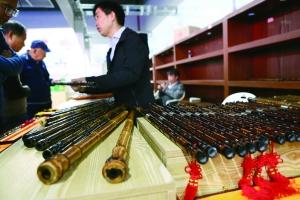 玉屏箫笛 一张贵州走向世界的特色名片