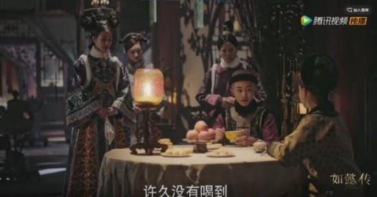 《如懿传》十二阿哥永璂上线 徐凌晨为母担忧心系如懿