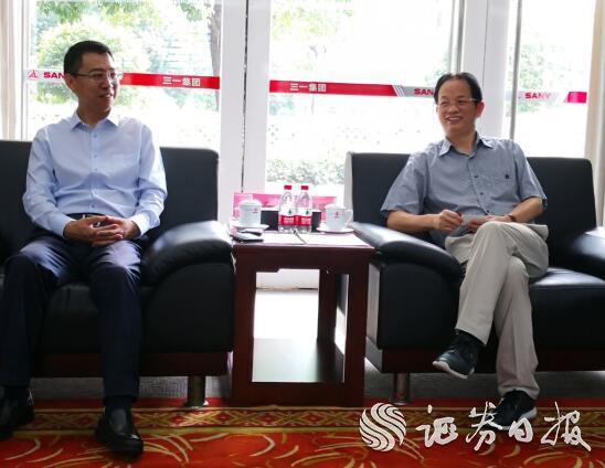 """32年突破与创新三一人把""""中国制造""""推上世界之巅"""