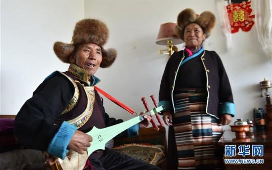 (社会)(1)西藏山南:老年福利院的夕阳情缘