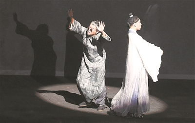 歌剧《二泉》在南京上演 演绎时代命运悲欢