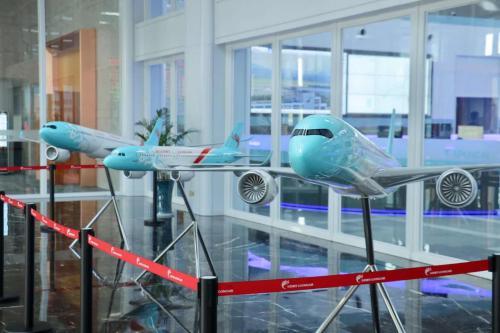 灰色暴利赚钱项目:长龙航空举行冬春换季推介会新开客运航线23条