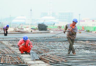 """南京疏港大道加紧建设 为""""三重一大""""重点项目"""