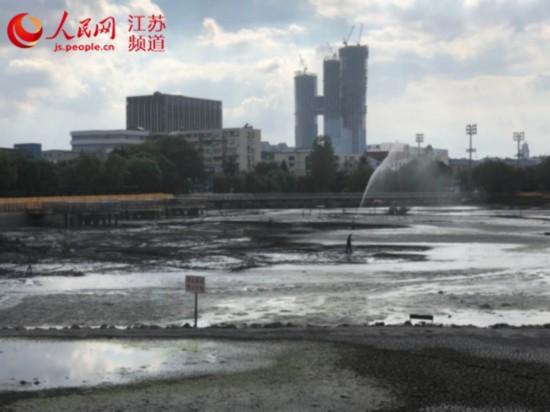 南京市建邺区:确保实现7条河道长治久清