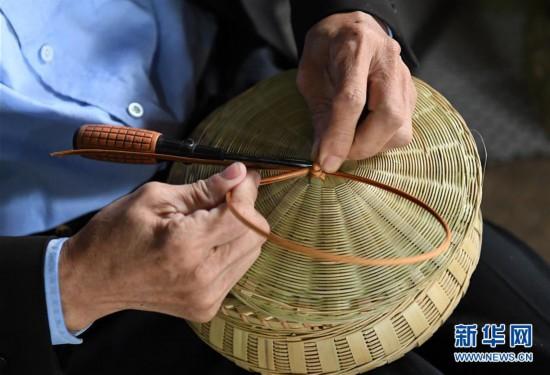 (经济)(2)竹编产业助增收