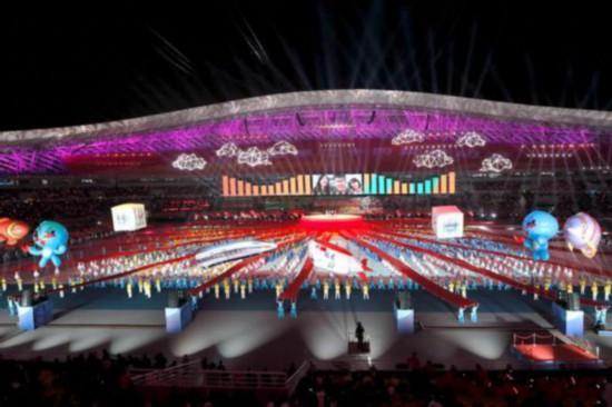 山东省第24届运动会开幕 刘家义出席并宣布运