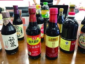 """江苏省消保委:""""李锦记""""部分酱油虚标营养成分"""