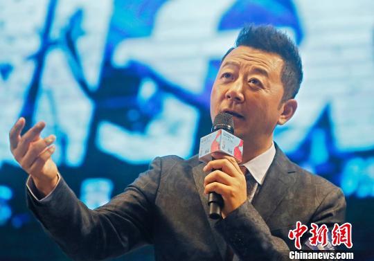 郭涛首导新片西安亮相直言当导演太累