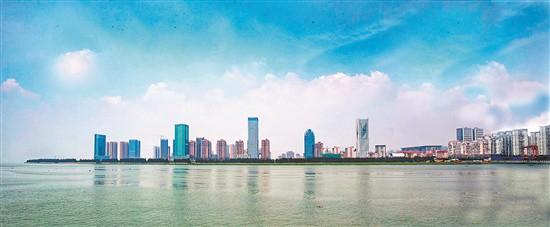 [精彩]泉州:打造海丝重要门户城市展示面环湾滨海城市形象雏形已现